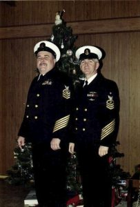 Bob and Wilhelm Kriehn